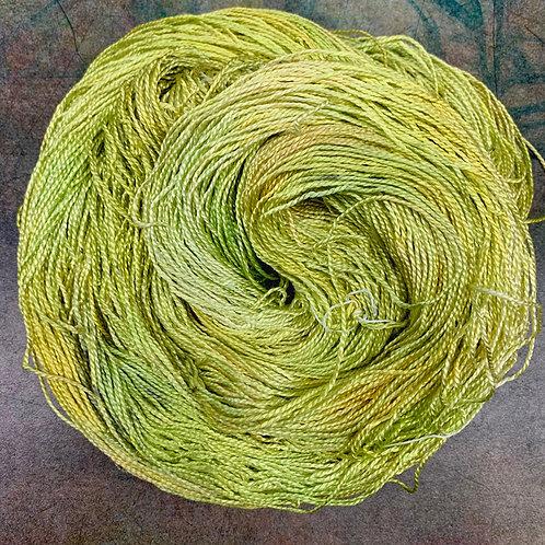 Zed Silk-Green Jay