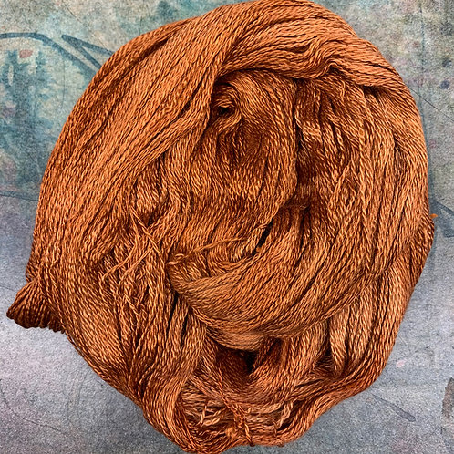 Cashmere Silk Fingering II-Terra Cotta