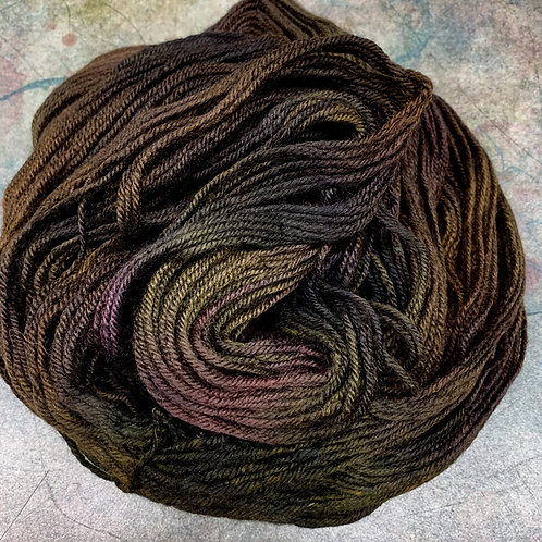 BFL Worsted-Sourball