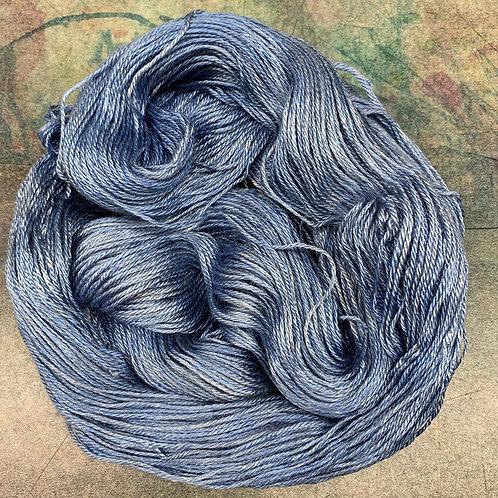 Silk/BabyCamel-Cornflower