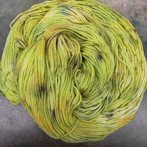 Polwarth/Silk-Green Jay