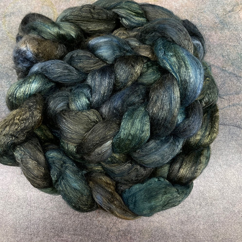 Merino/Mulberry Silk-Tui