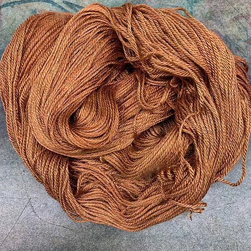 Silk/Baby Camel-Terra Cotta