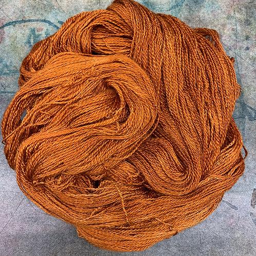 Cashmere Silk Fingering II- Rust