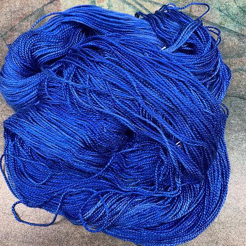 Zed Silk- Anna Blue
