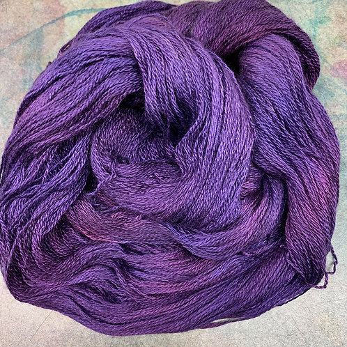 Yak Silk Lace- Marionberry