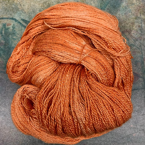 Cashmere Silk Fingering II- Persimmon