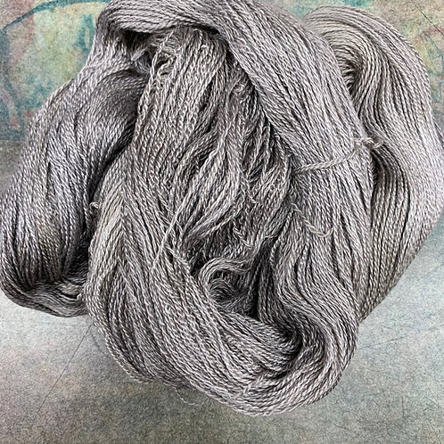 Yak Silk Lace-Grey Blade