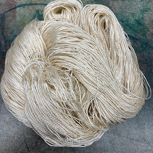 Zed Silk-ecru