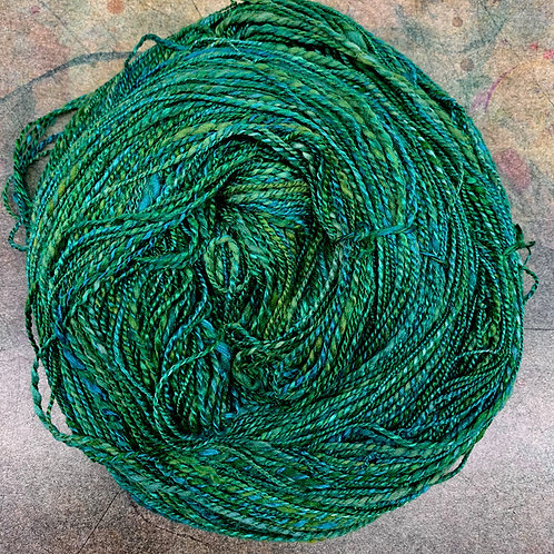 Handspun-Ka'anapali Silk/Merino