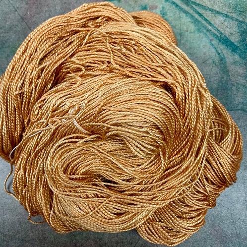 Zed Silk- Warm Gold