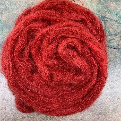 Kid/Silk Lace-Ruby