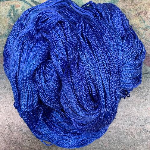 Cashmere Silk Fingering II-Anna Blue