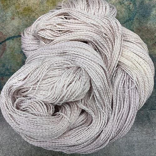 Baby Alpaca Silk Petite II- Iced Violet