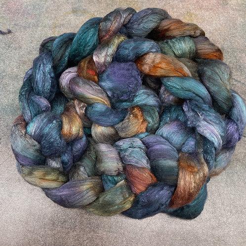 Merino/Mulberry Silk-Wild Things