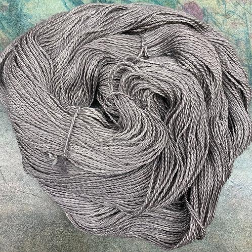 Baby Alpaca Silk Petite II- Grey Blade