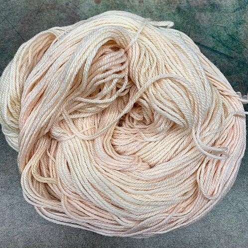 Polwarth/Silk- Old Irish Rose