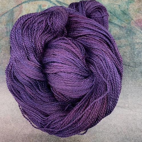 Baby Alpaca Silk Petite II- Marionberry