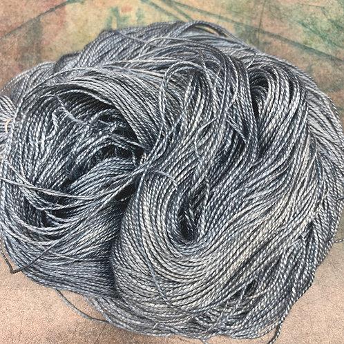 Silk Lace- Blue Steel