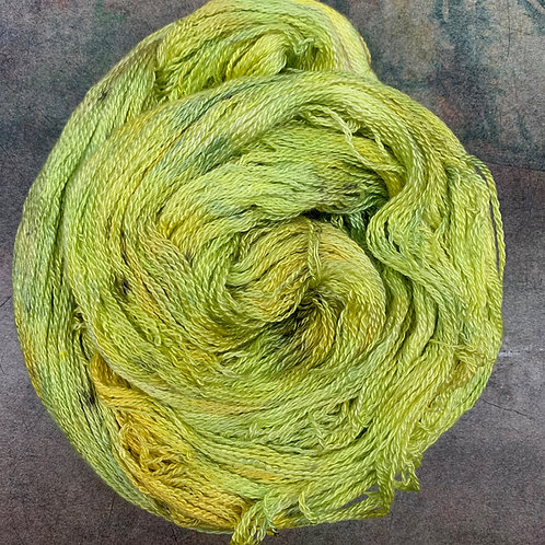 Cashmere/Silk-Green Jay