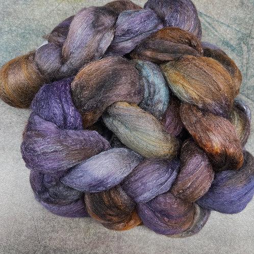 Merino Tussah Silk-Wild Things