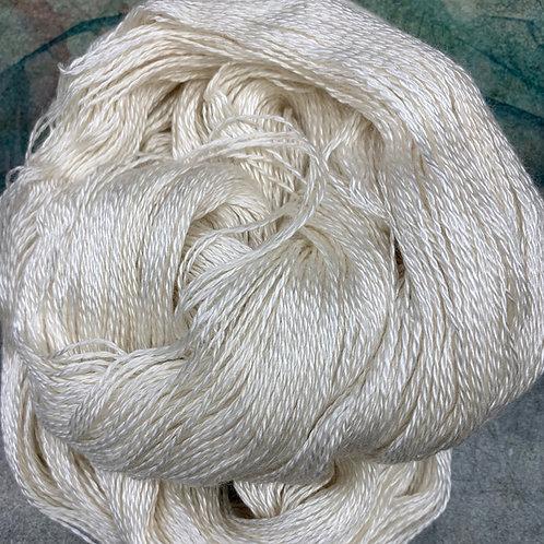 Cashmere Silk Fingering II-ecru