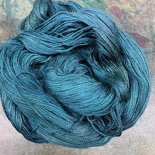 Silk/Baby Camel-Deep Sea