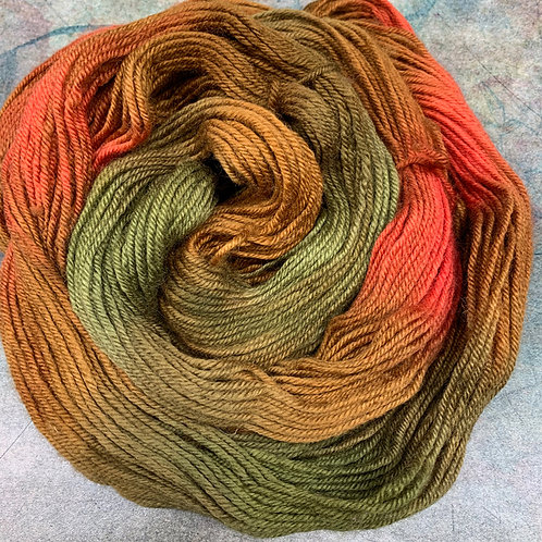 BFL Worsted-Salmon Run