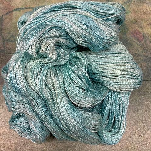 Yak Silk Lace-Seaglass