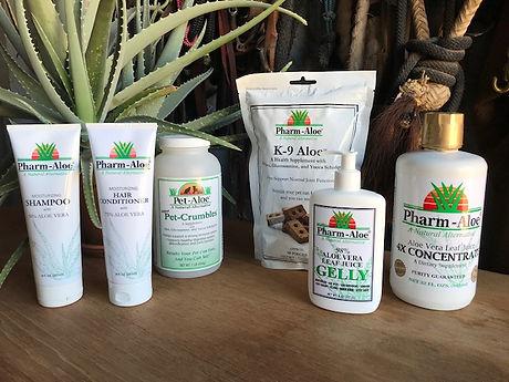 Pharm-Aloe Products