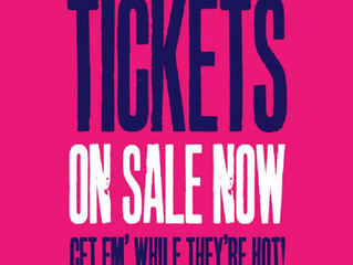 #BeTheMagic Ball TICKETS Pre Sale Now Open