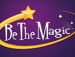 #BeTheMagic Thanks to You!