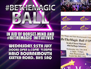 It is all coming together... #BeTheMagic Ball