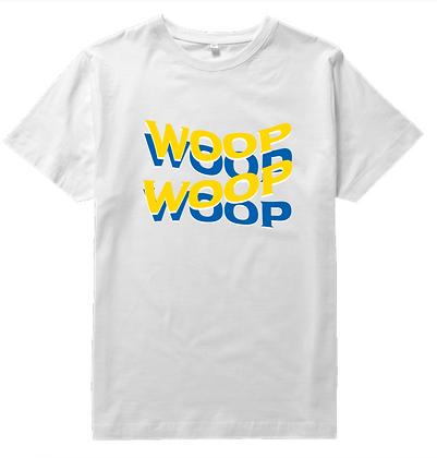 """Yarol Poupaud """"WOOP WOOP"""" T-shirt"""
