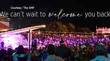 The Amp announces its 2021 concert series