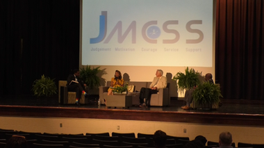 JMCSS hosted its first day of administrator institute for the upcoming school year