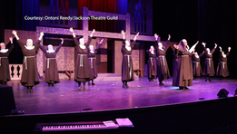 Jackson Theatre Guild set to premiere the play, Sister Act, this Thursday
