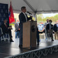 Tyson Foods ribbon-cutting ceremony in Humboldt