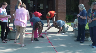 Local agencies participate in Red Sand Project Day