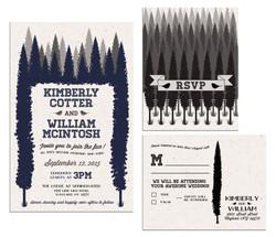Kim and Williams Invites