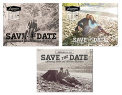Kim and Williams Save the Date