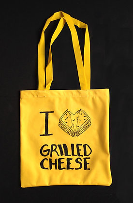I love Grilled Cheese Tote