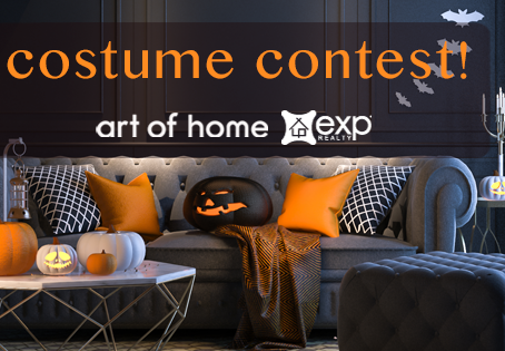 """""""Art of Halloween"""" All Out Costume Contest Lasts All Month! Enter to Win a 2-Night Mountain Getaway!"""
