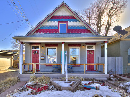UNDER CONTRACT - Multiple Offers:  Cute LoHi Victorian in Prime Location!