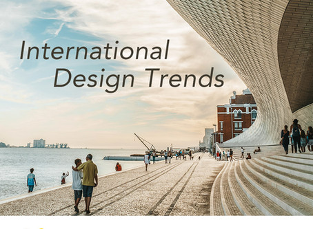 International Design Trends - Virtual Monthly Meet-Up Starts This Thursday!