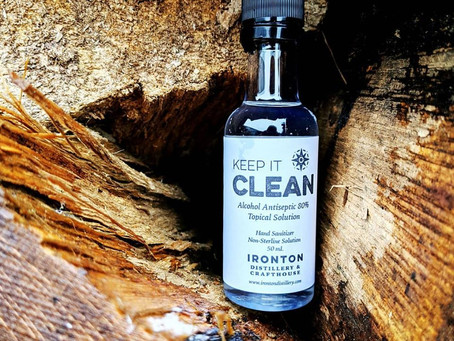 These 10 Local Distilleries are Producing Hand Sanitizer - and Giving it Away for Free!