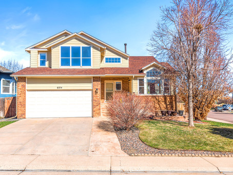 Just Listed at $560k in Littleton: 5BR/3BA Home with Mountain Views!