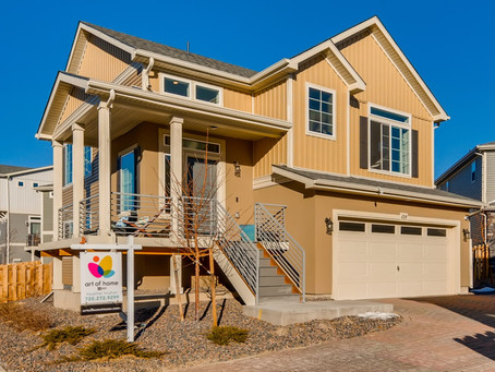 Under Contract in New Adonea Community - 3BR/2BA Energy-Efficient Home with Smart Features