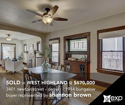 3401-newton street Denver - West Highland - Shannon Brown