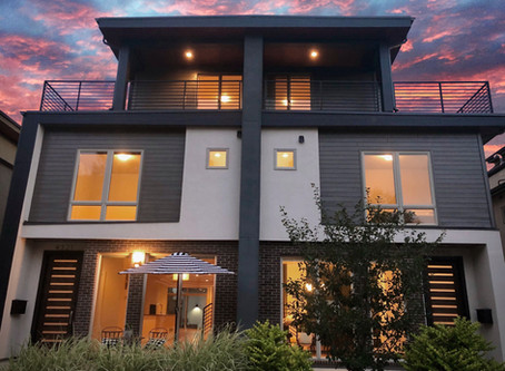 Under Contract in Berkeley - Contemporary 4 Br 5 Ba Home - 1 Block From Tennyson